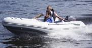 badger air line 2017 новая лодка пвх с надувным дном низкого давления