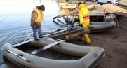конфискат моторных лодок