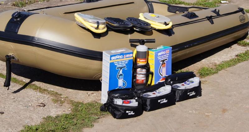 Аккумуляторный насос для лодки своими руками