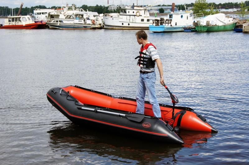 быстроходность лодки пвх
